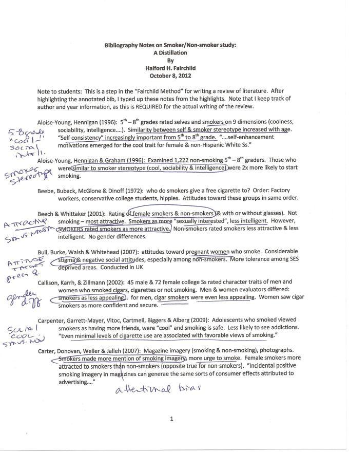 Apa Annotated Bibliography Template 6th Edition