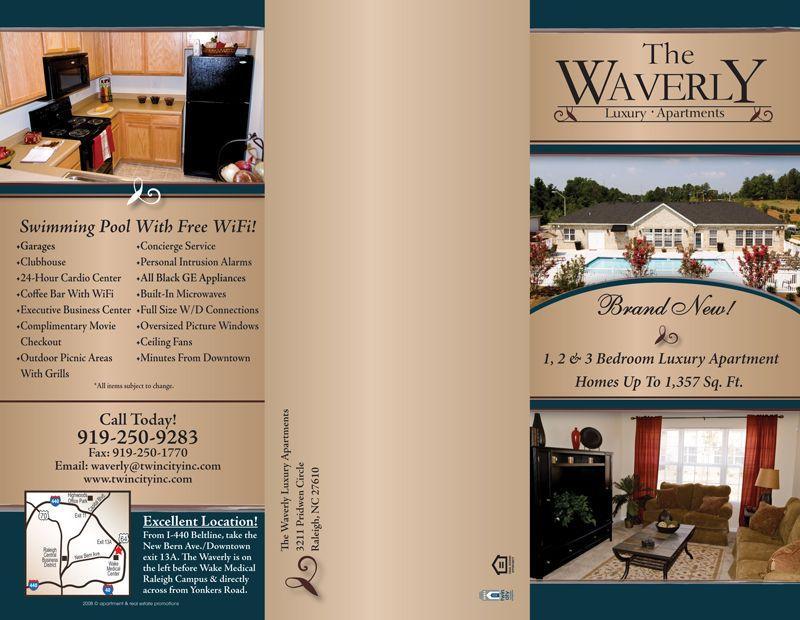 Apartment Brochure Templates Free