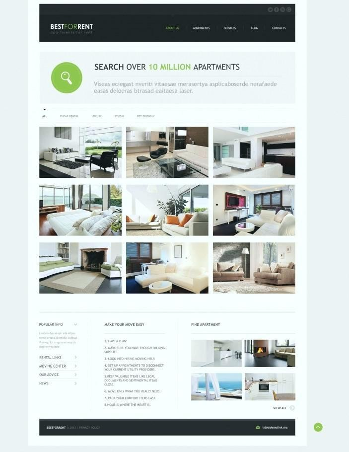 Apartment For Rent Flyer Template Word 2003