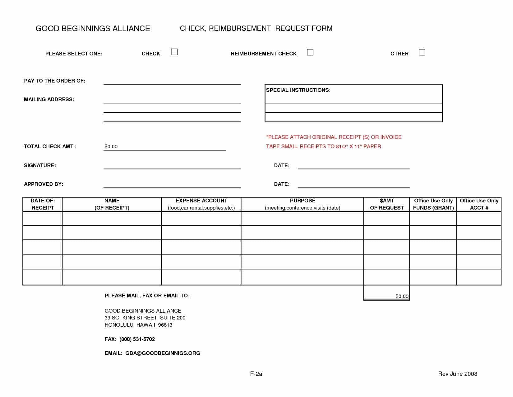 Apartment Rental Invoice Template