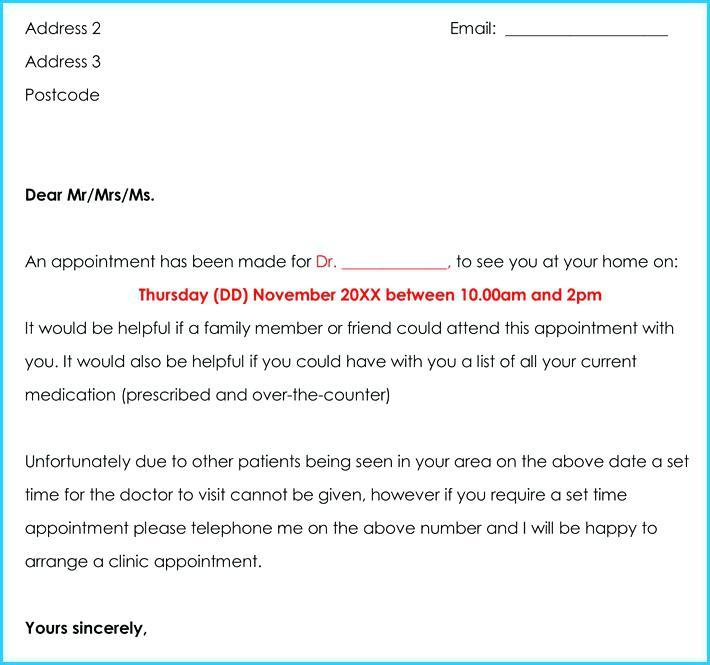 Appointment Reminder Sample Scripts