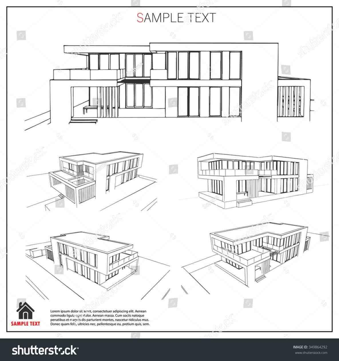 Architectural Drawing Templates