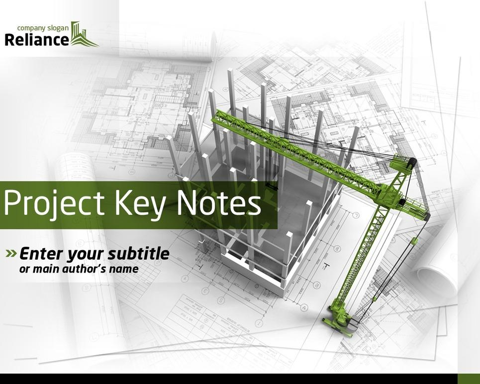 Architecture Powerpoint Presentation Templates Free Download