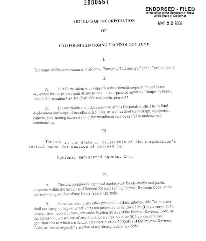 Articles Of Organization Llc Template Georgia