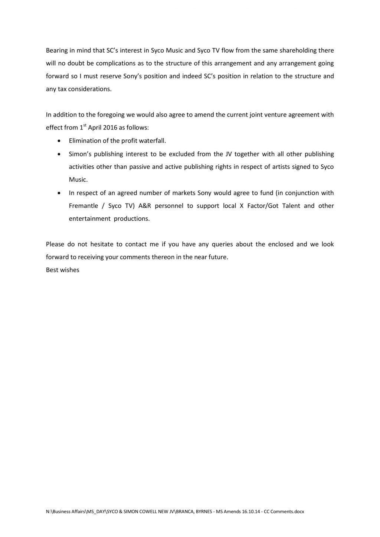 Artist Management Agreement Template Free