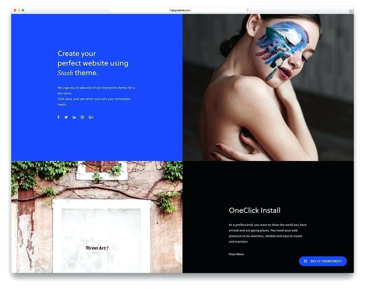 Artist Website Templates Dreamweaver