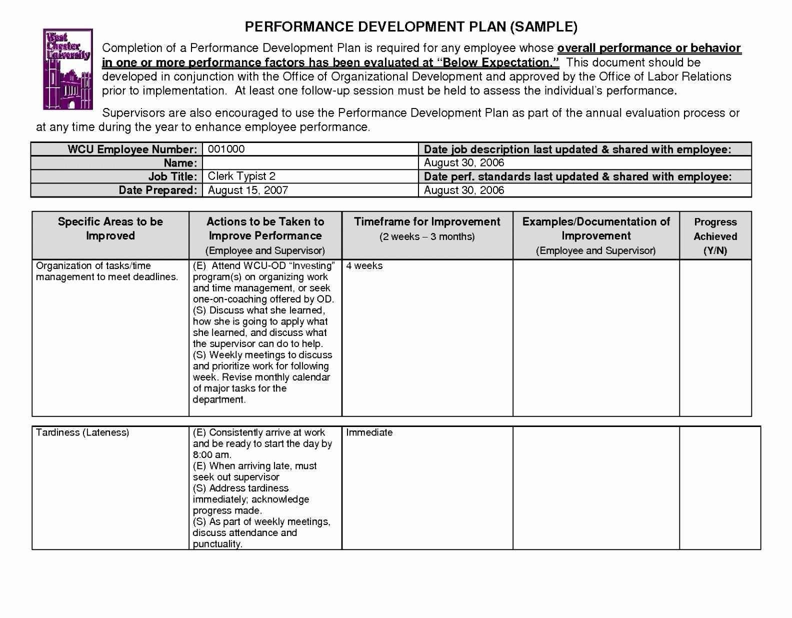 Asc Emergency Preparedness Plan Template