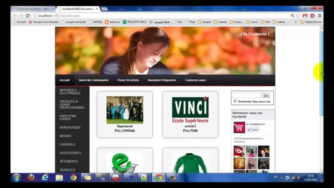 Asp.net Ecommerce Templates