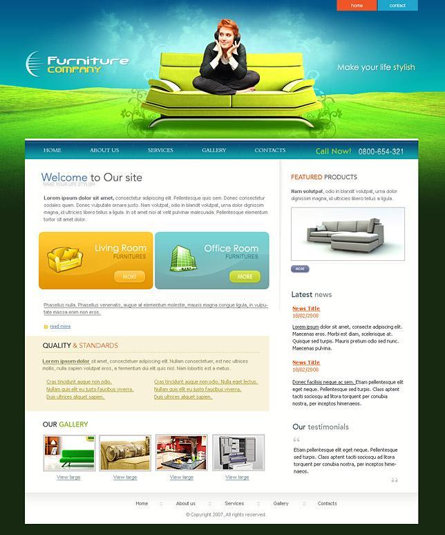 Asp.net Mvc Web Templates