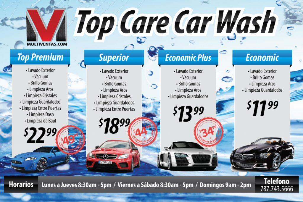 Auto Detailing Flyer Samples