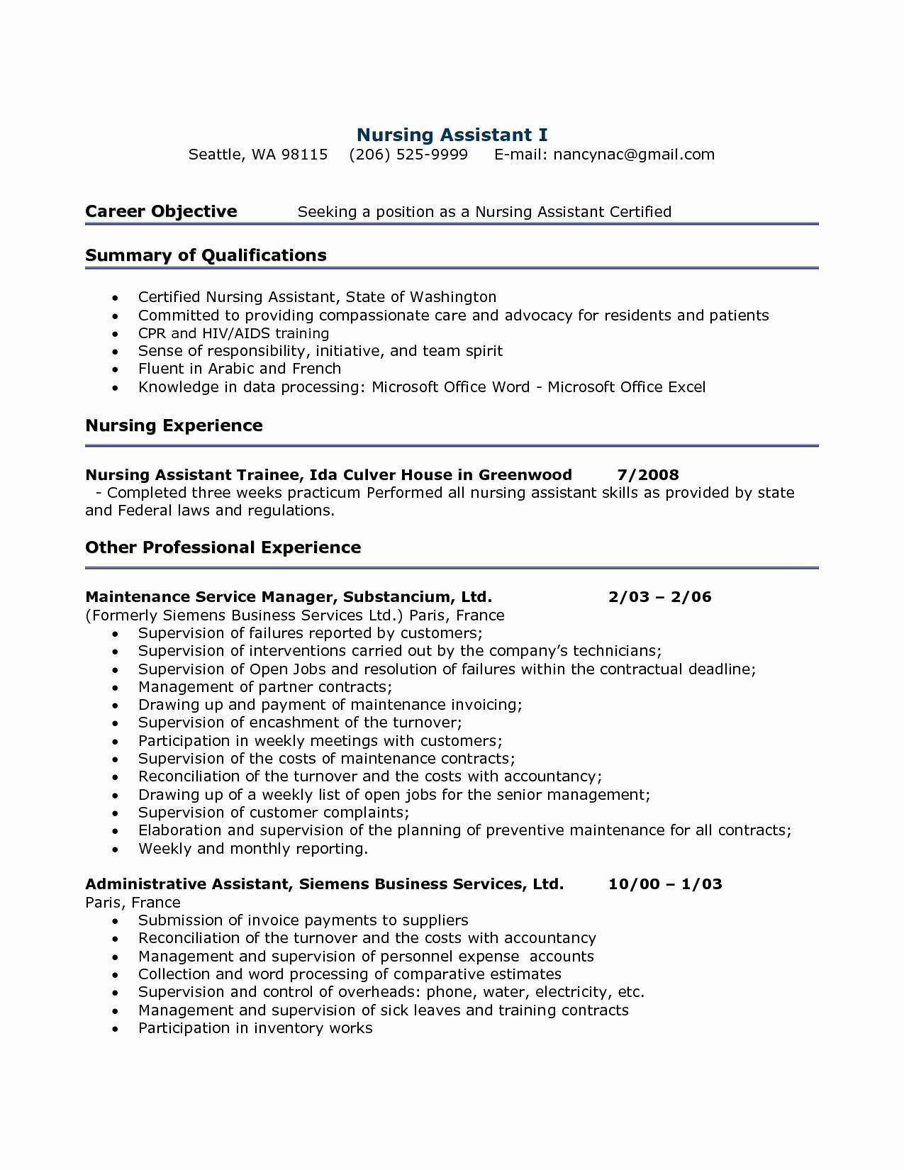 Auto Mechanic Resume Templates
