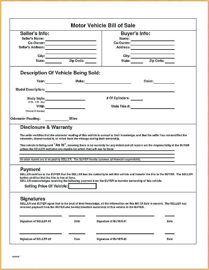Auto Repair Invoice Template Excel 2003