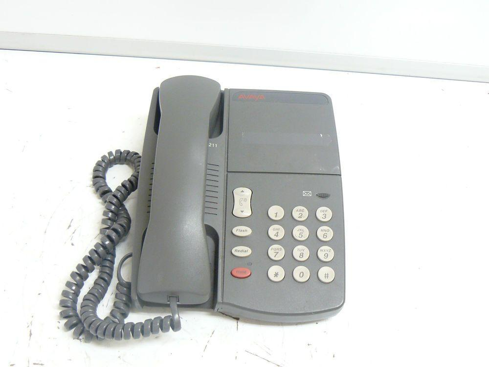 Avaya 6408d+ Phone Template