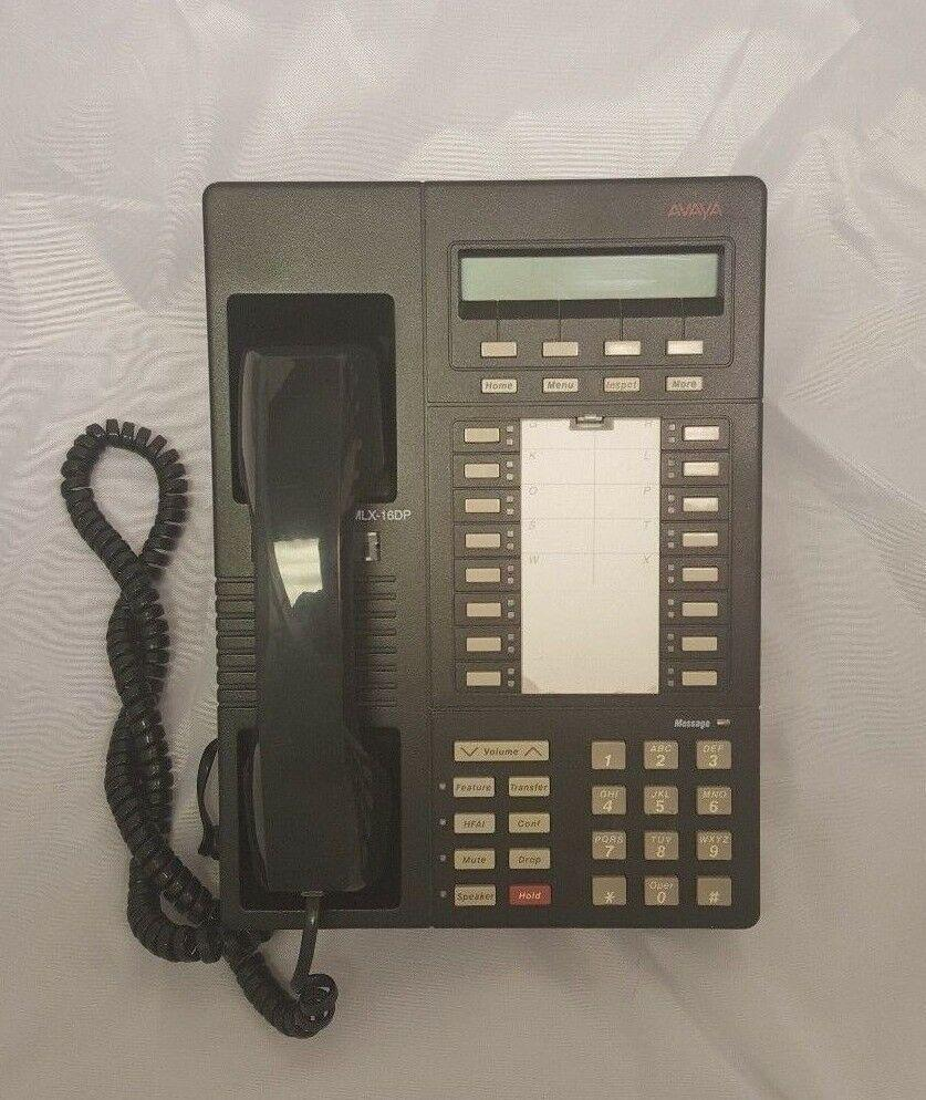 Avaya Phone Line Template