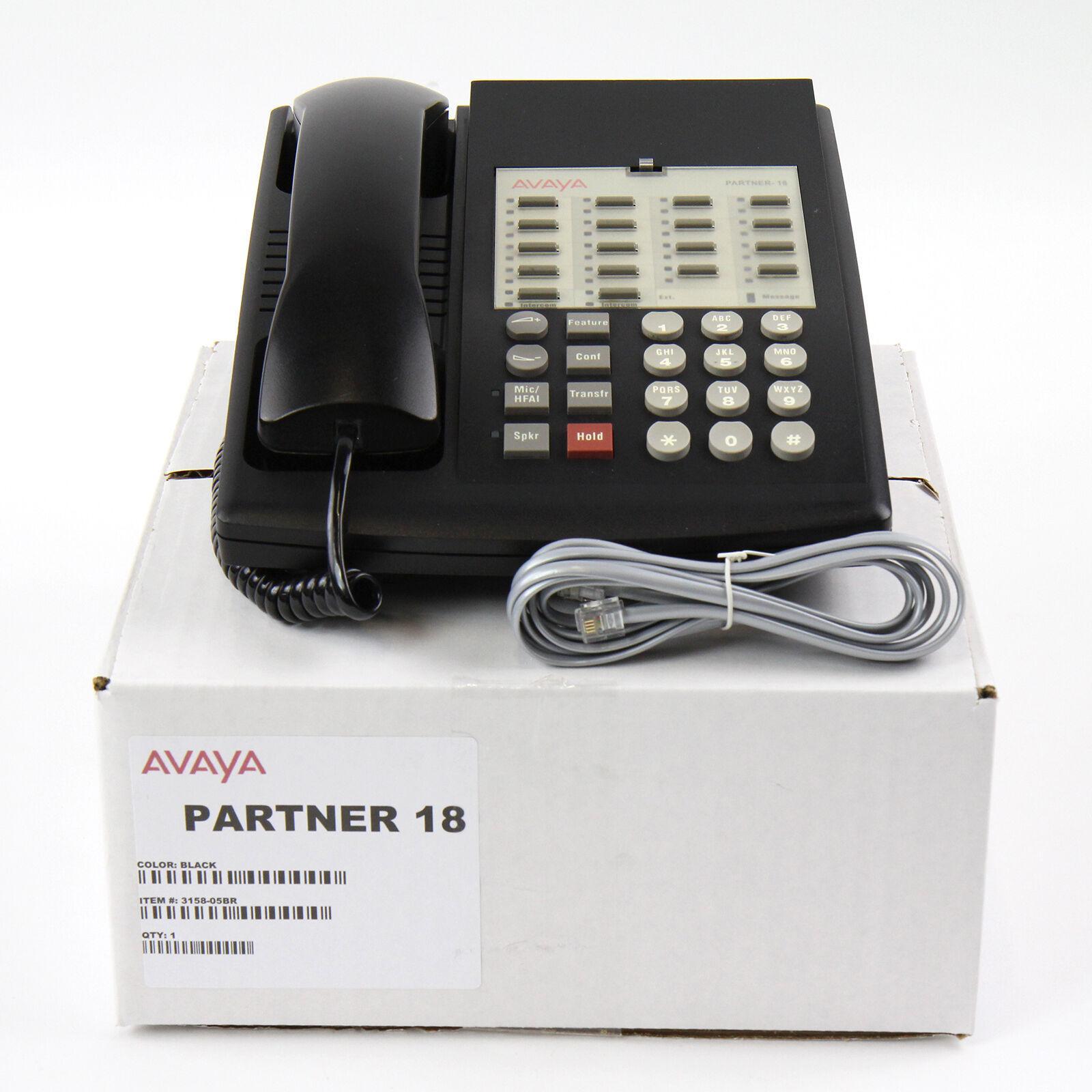 Avaya Phone Template 18d