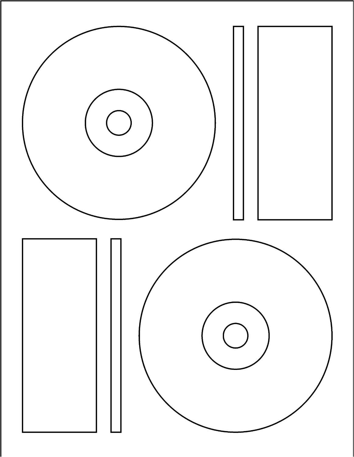 Avery Dvd Label Templates