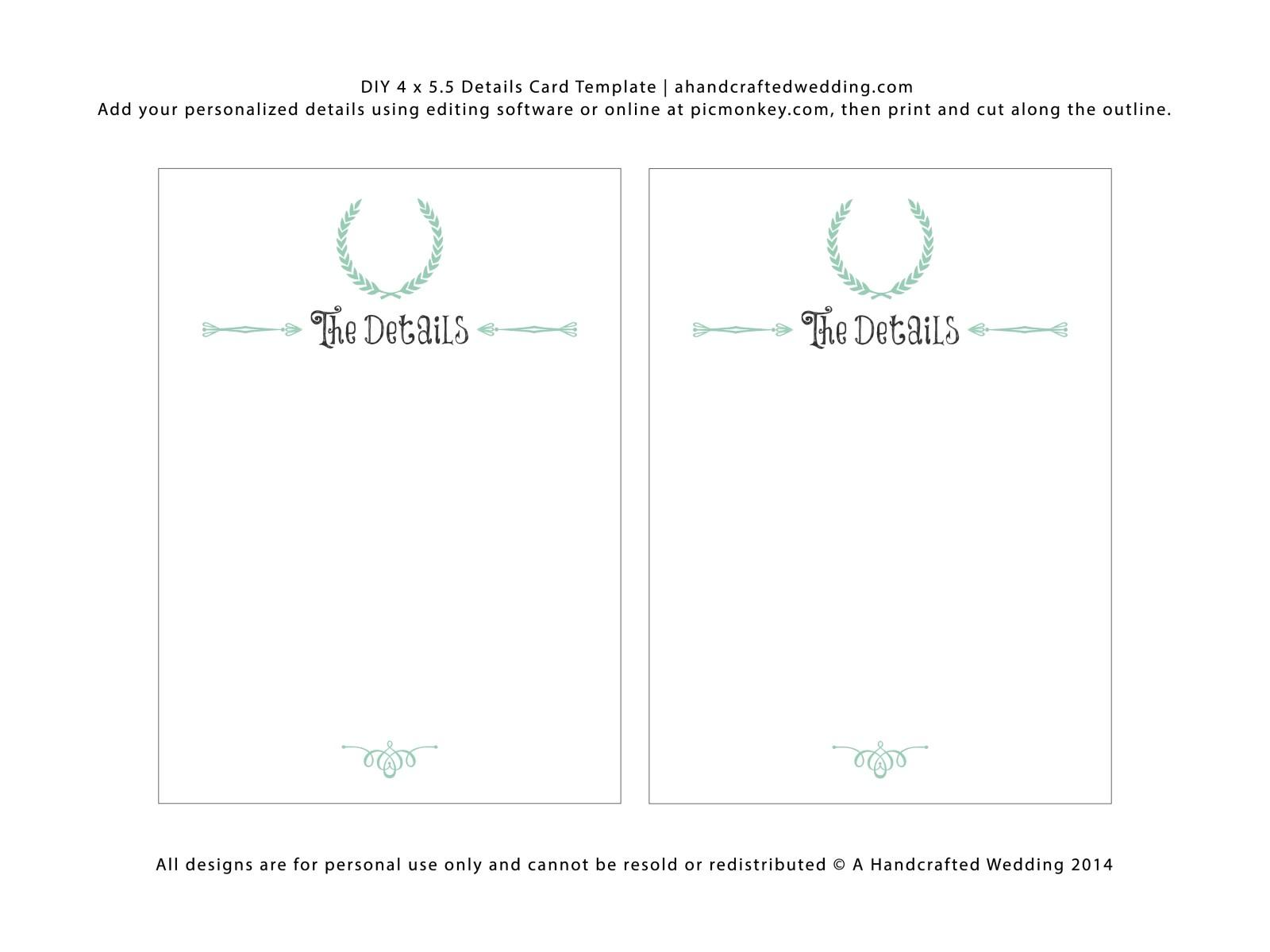 Avery Label Gift Certificate Template