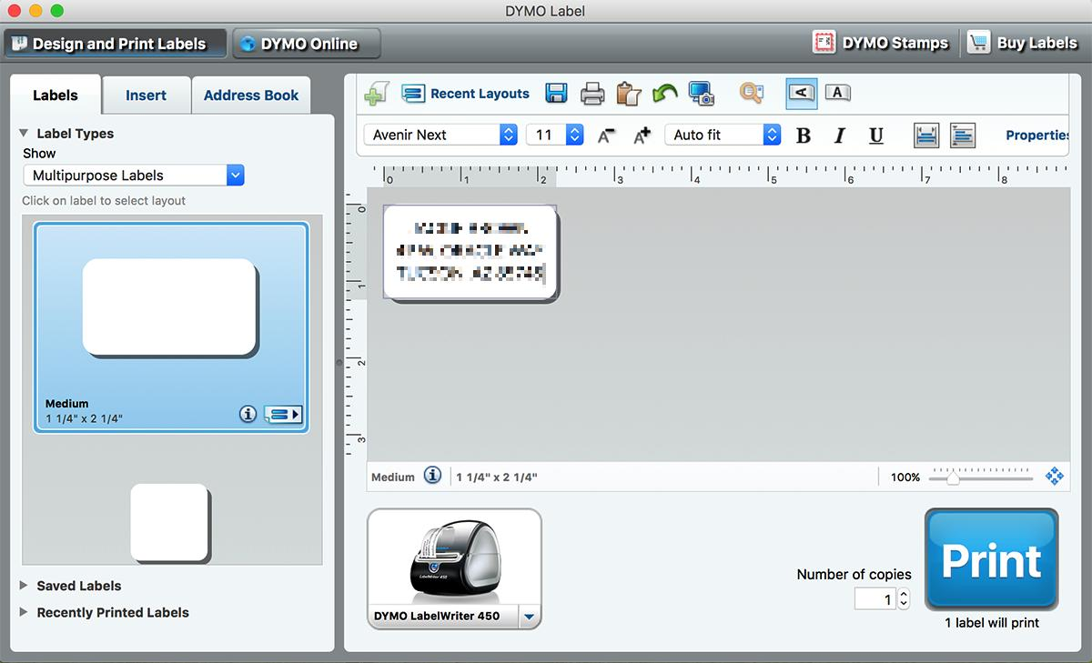 Avery Labels 8161 Template For Mac