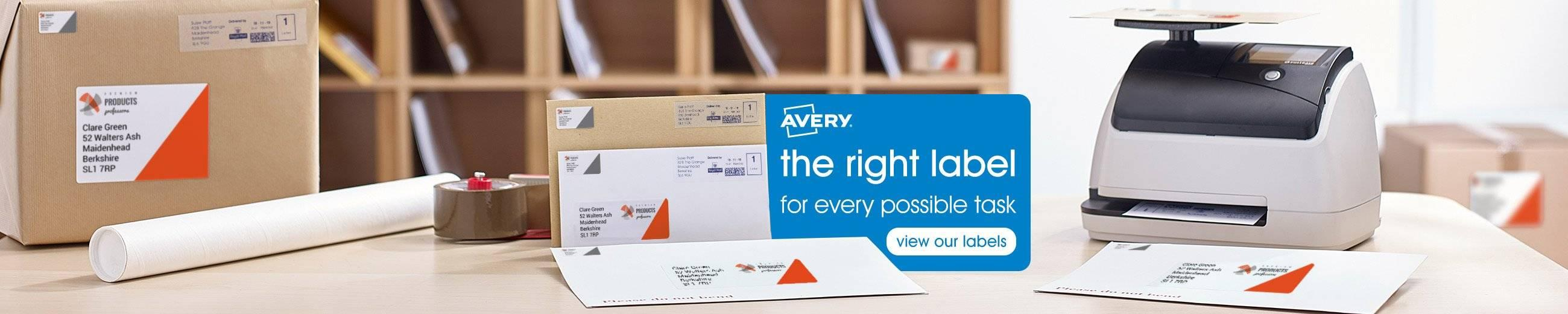 Avery Labels Printing Template L7177