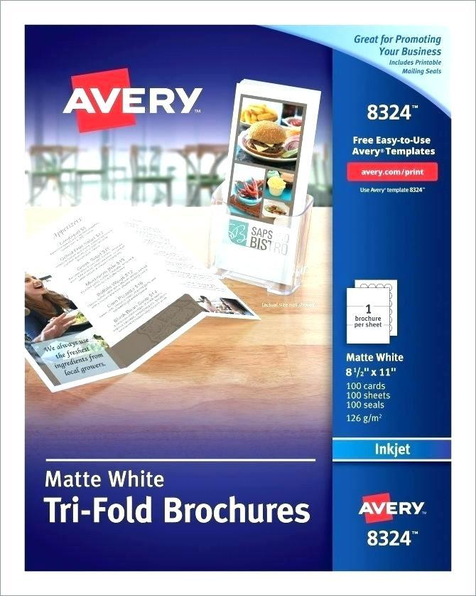 Avery Mailing Labels Template 8660