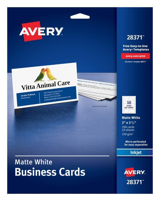 Avery Name Badges Template 5395