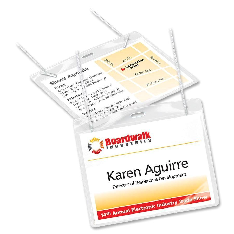 Avery Name Badges Template 74459