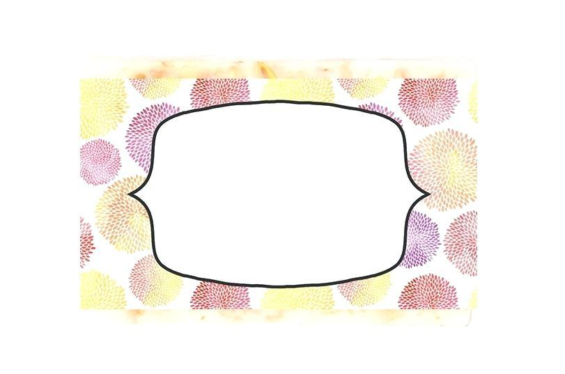 Avery Round Label Template 6 Per Sheet