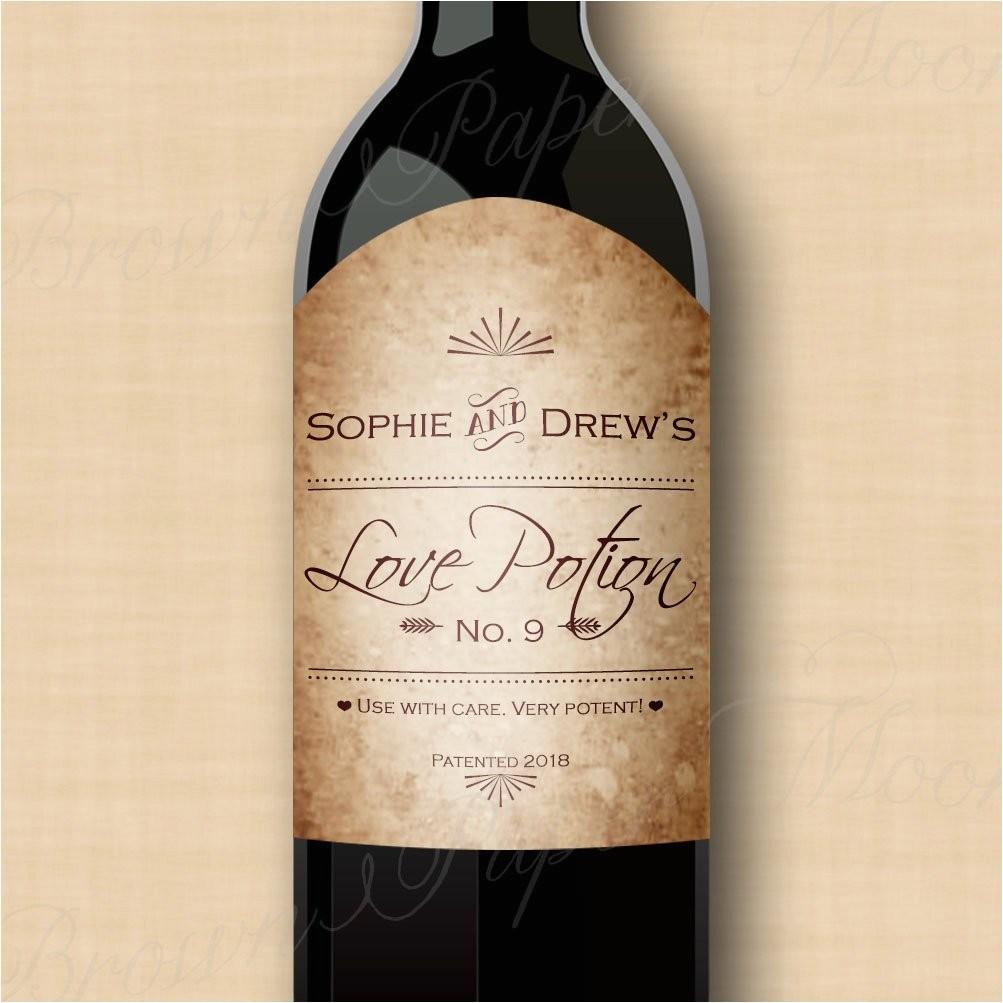 Avery Wine Label Template 22826