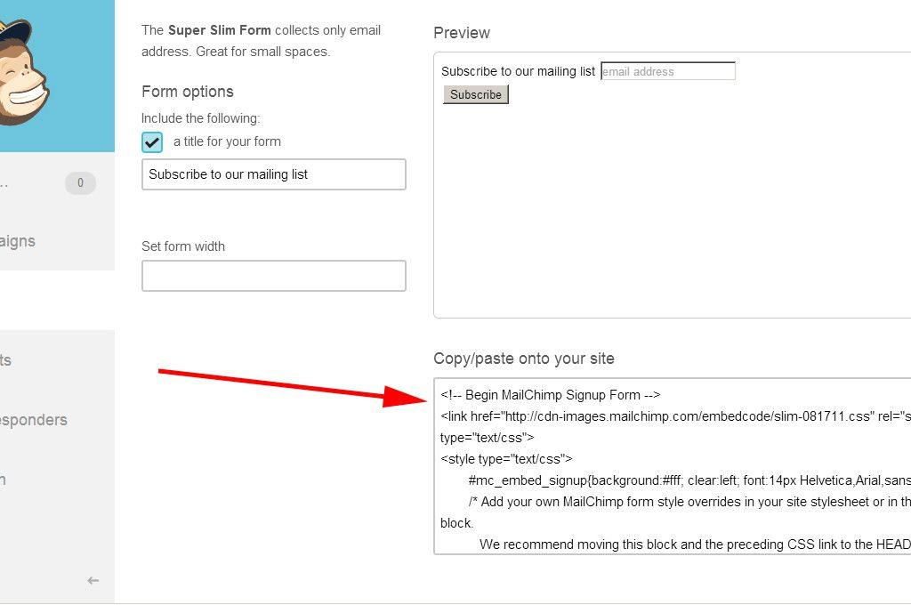 Aweber Opt In Form Templates