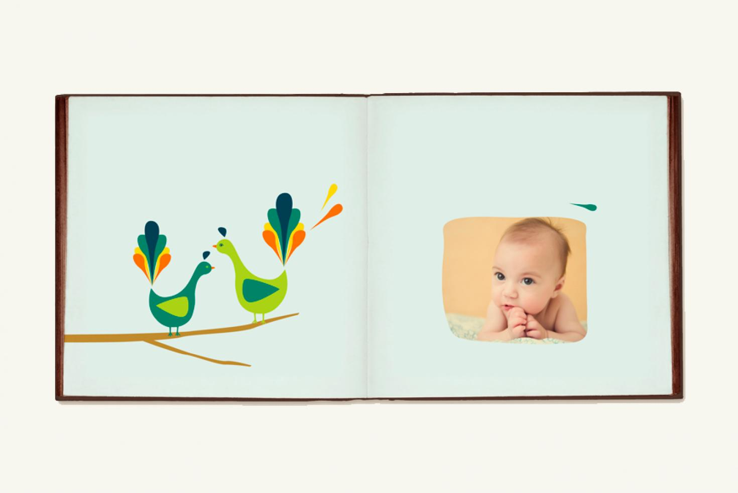 Baby Album Templates For Photographers