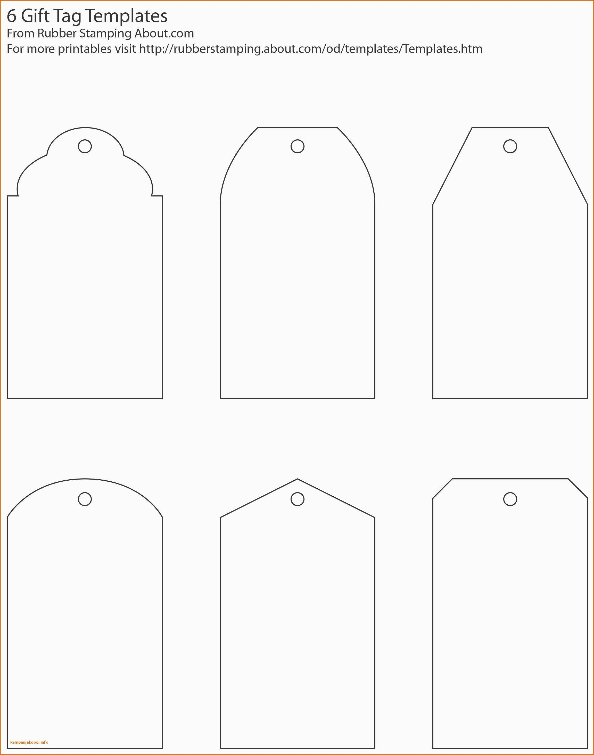 Baby Gift Registry Template