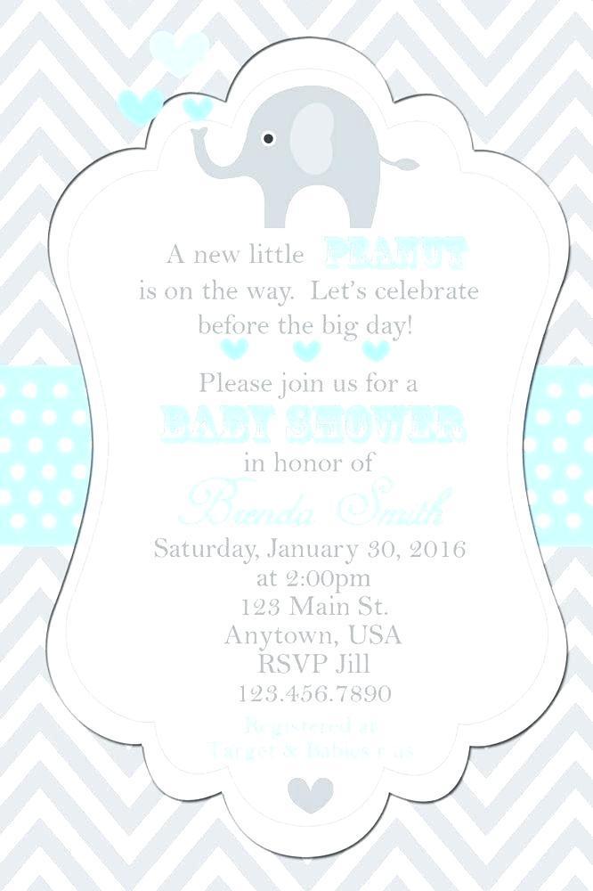 Baby Shower Invitation Envelope Templates