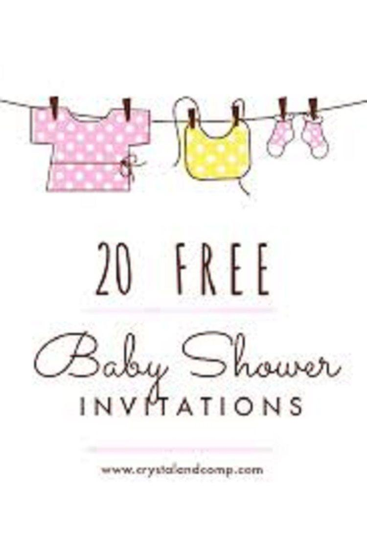 Baby Shower Invitation Maker Free Online