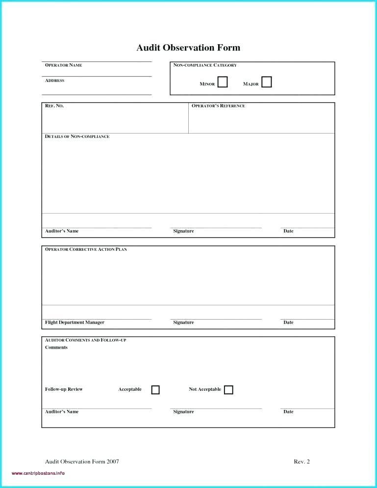 Bank Compliance Checklist Template