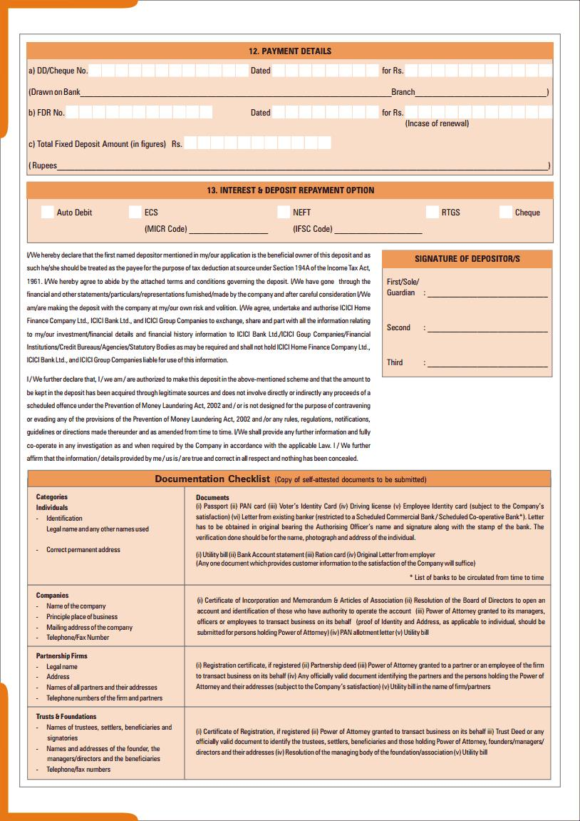 Bank Loan Statement Template