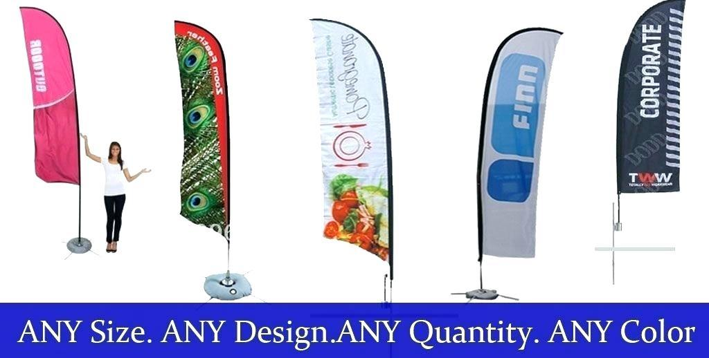 Banner Stand Powerpoint Template