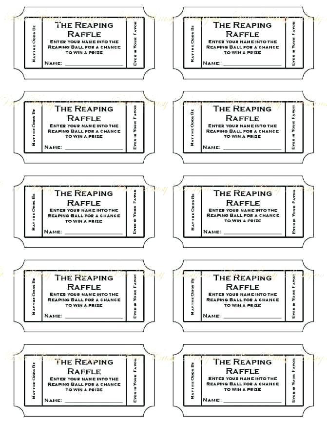 Baseball Ticket Invite Template