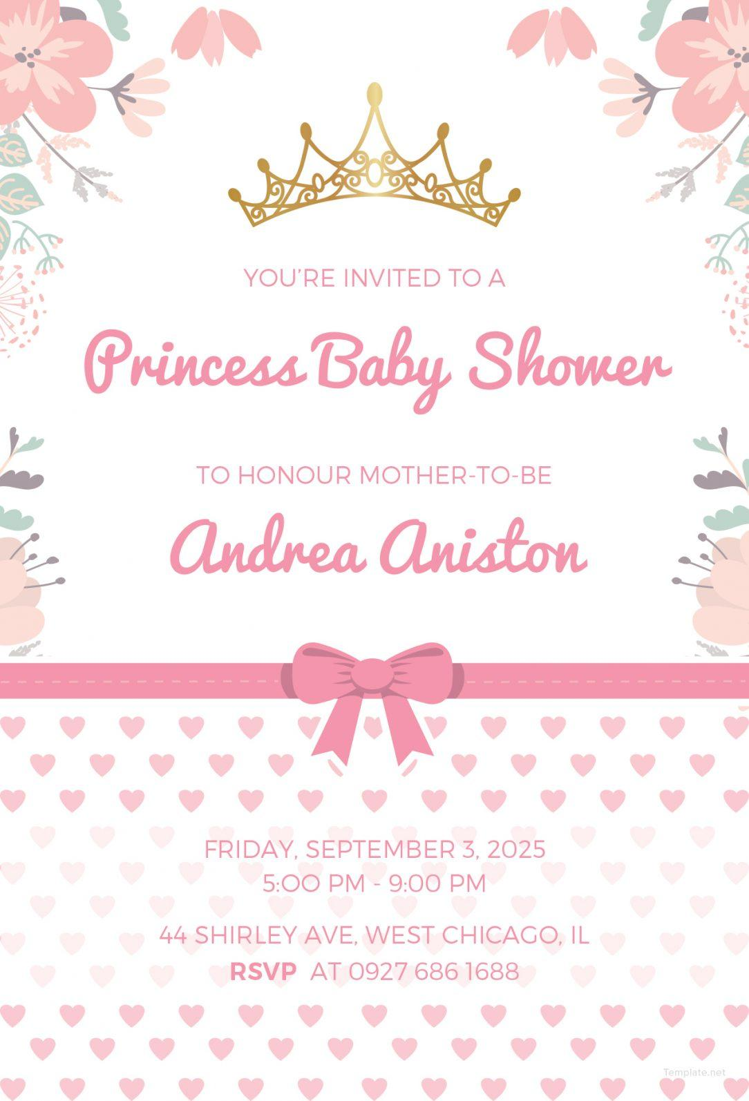 Bbq Baby Shower Invitations Templates Free