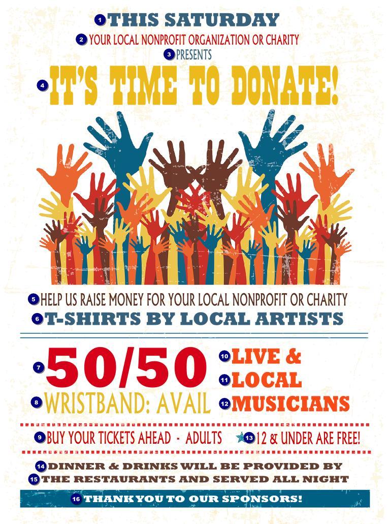 Bbq Fundraiser Flyer Templates Free