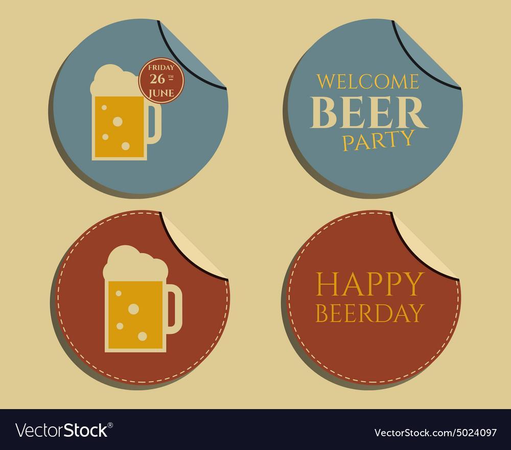 Beer Invitation Template