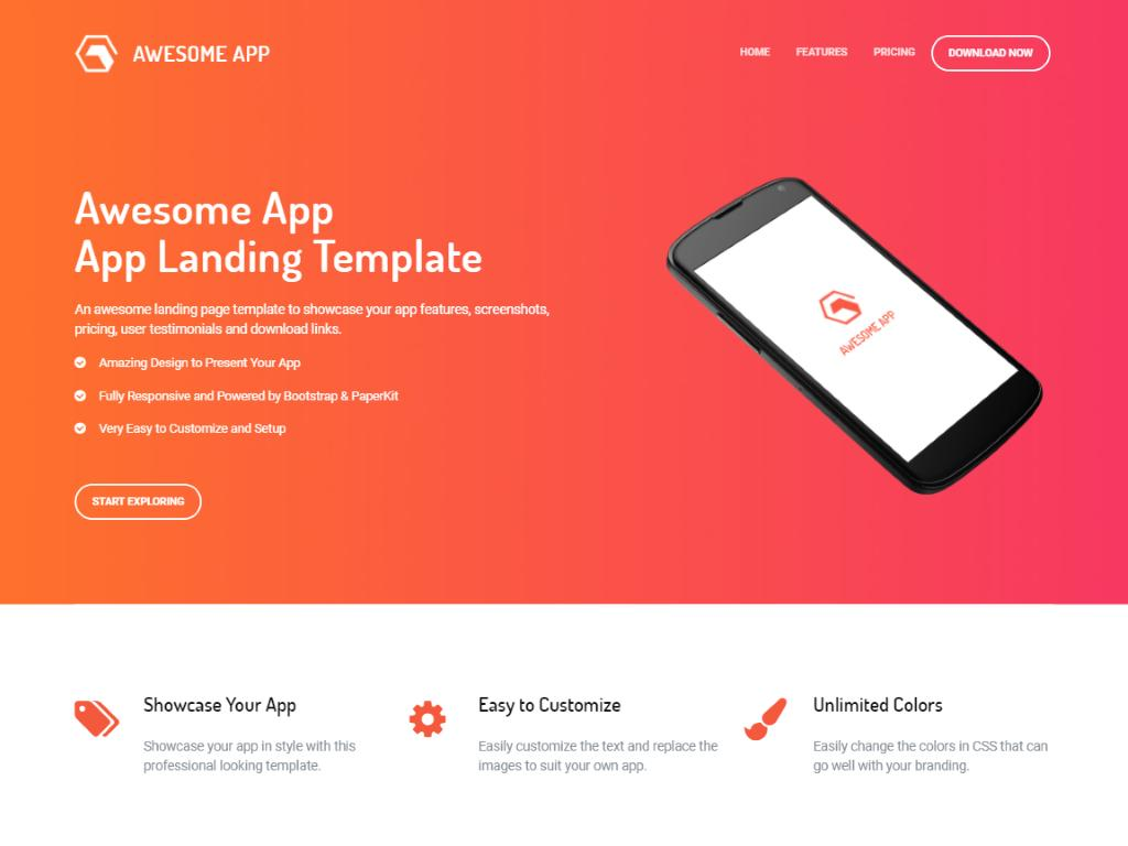 Best Bootstrap Templates Free Download