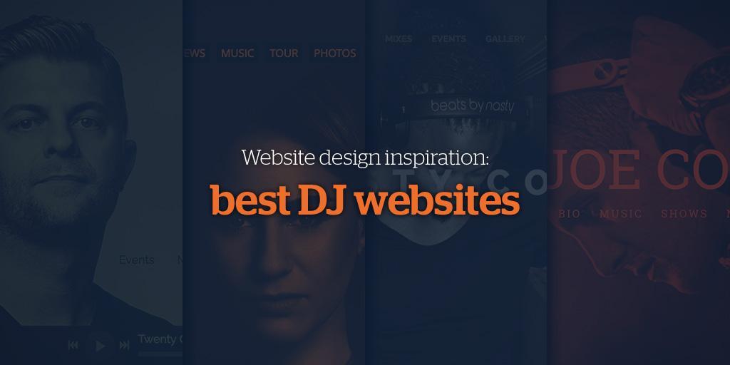 Best Dj Websites Templates