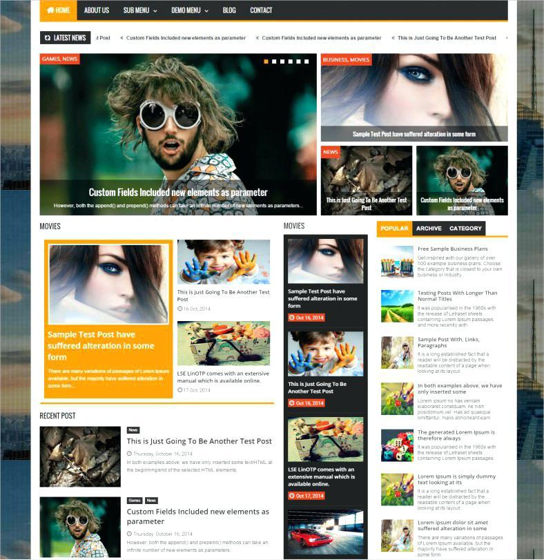 Best Drupal Theme For Business