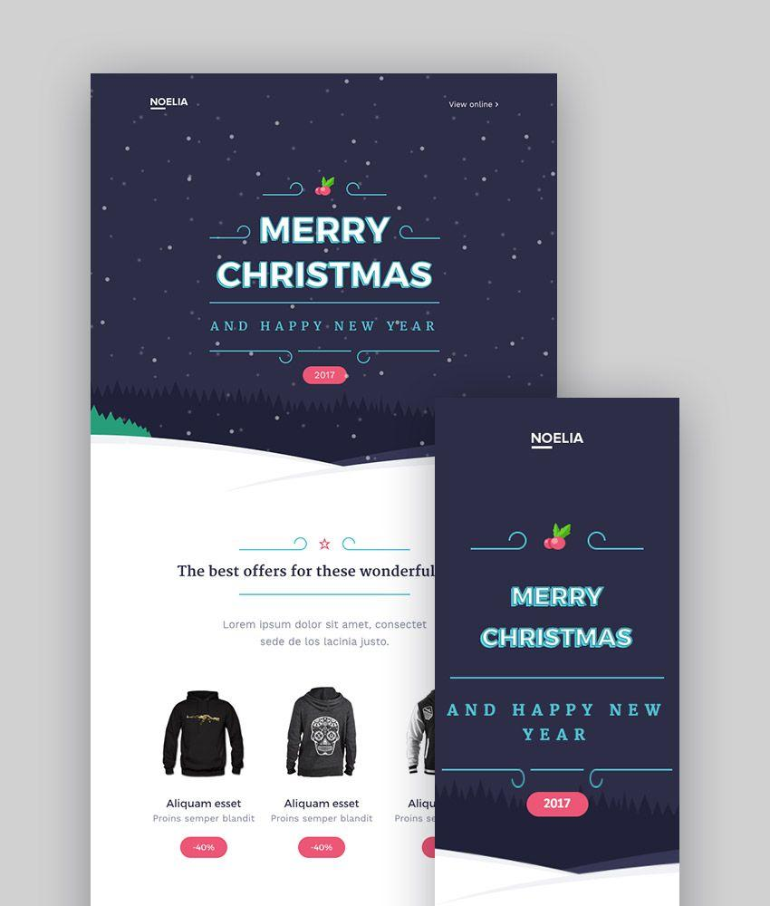 Best Email Newsletter Templates Mailchimp