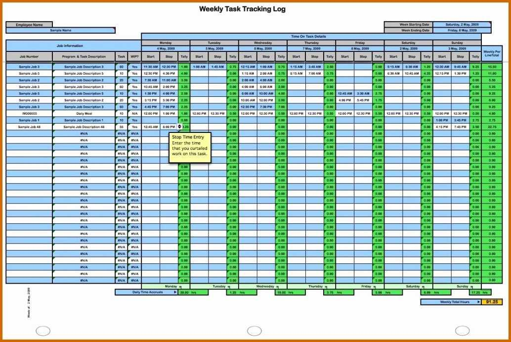 Best Excel Templates For Project Management