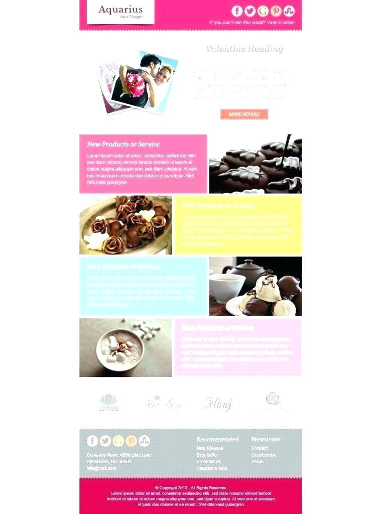 Best Free Email Templates Mailchimp
