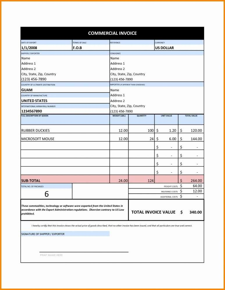 Best Free Invoice Template Uk