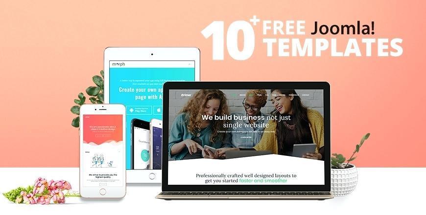 Best Free Joomla 3x Templates