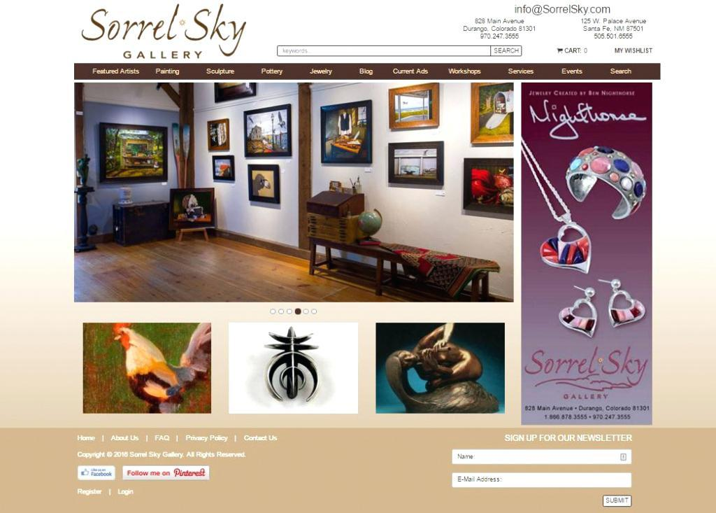 Best Free WordPress Templates For Artists