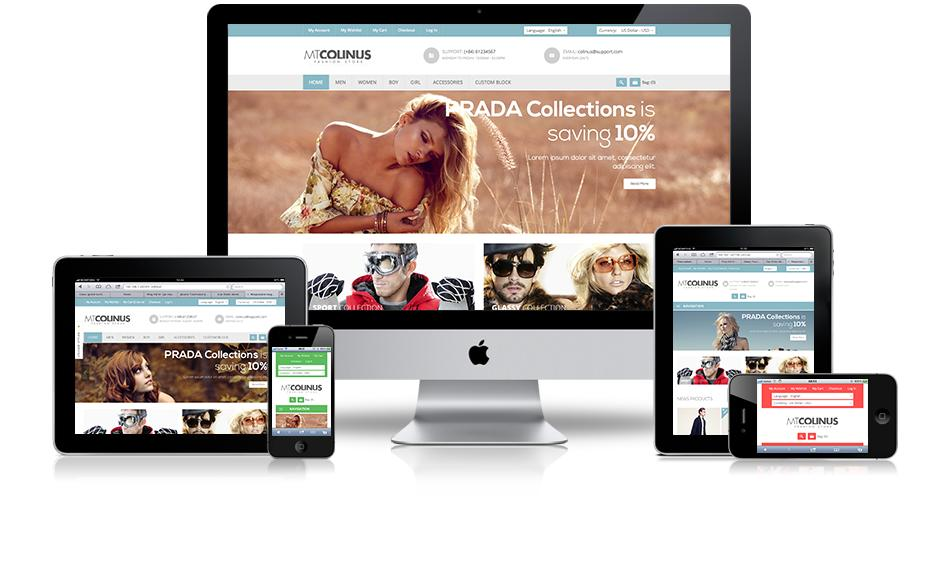 Best Magento Ecommerce Templates